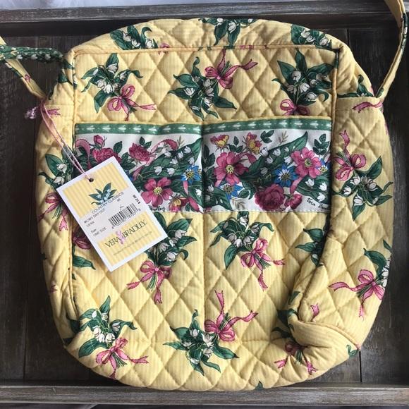 Vera Bradley Handbags - Rare Vera Bradley country classic purse NWT